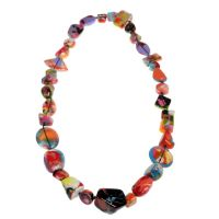Jackie Brazil Indiana long necklace in Kandinsky B|Oxfordshire Jewellery Boutique
